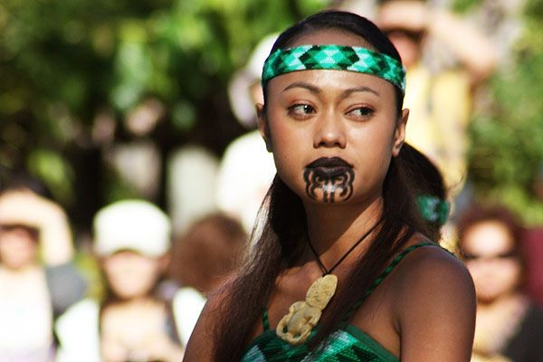 Maori Tribe New Zealand Body Tattoos: Long Necks, Super-Sized Lips, And Other Bizarre Beauty