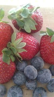ALBA ROSA - artisan soaps and more: Berryfruit Gelato