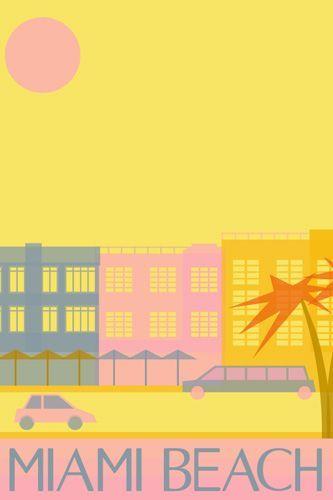 Miami Color Story #FrenchConnection #FCIceCreamSocial