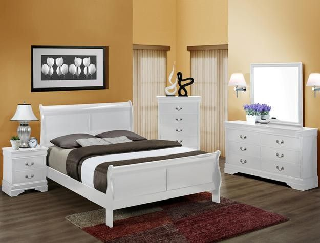 Crown Mark B3600 Queen Bedroom Suite
