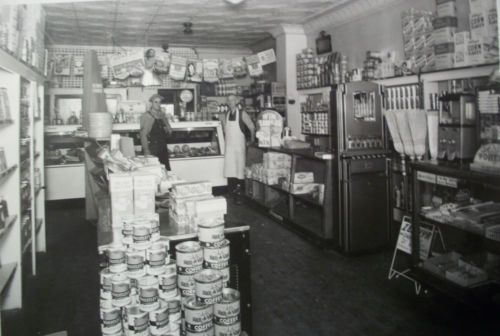 GROCERY GENERAL STORE INTERIOR | Country/General Store ideas | Pinter ...