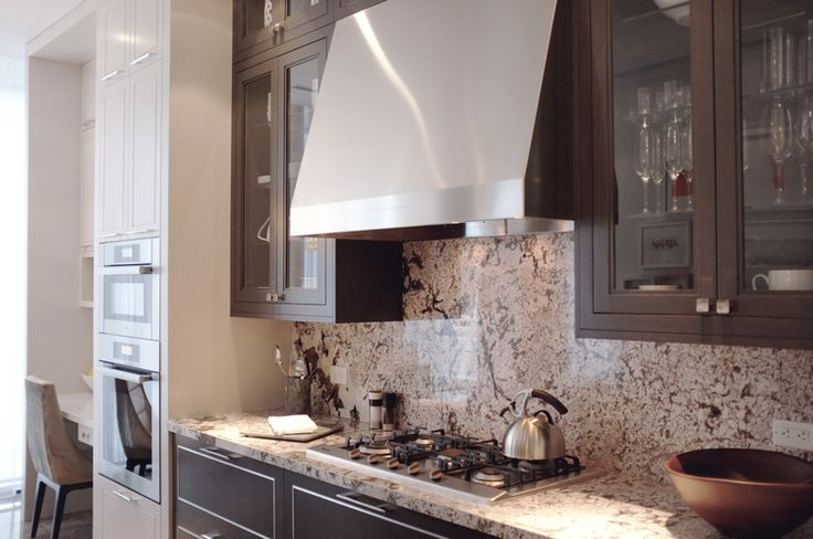 Toronto Penthouse Model Suite Kitchen