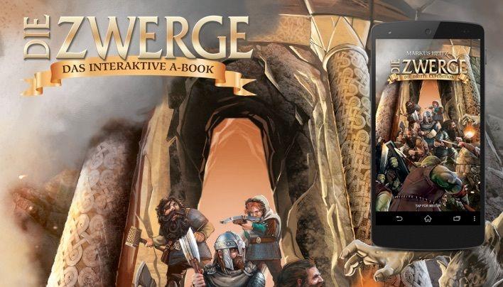 Rezension: Abenteuerspiele-App Die Zwerge – Die Dritte Expedition
