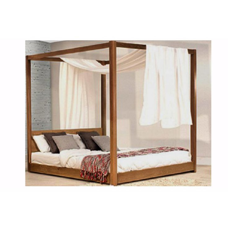 The Sunny bed boasts a traditional four poster bed construction with a sleek contemporary twist that bring traditional sophistication well into the 21st century. As seen on Channel 9's hit TV Show, The Block.