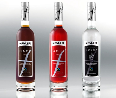 Great article by TreeHugger about the organic, Fair Trade Certified vodka & liquors available from Fair Spirits.