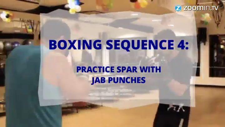 Как за 60 секунд Бокс Фитнес: протягивать