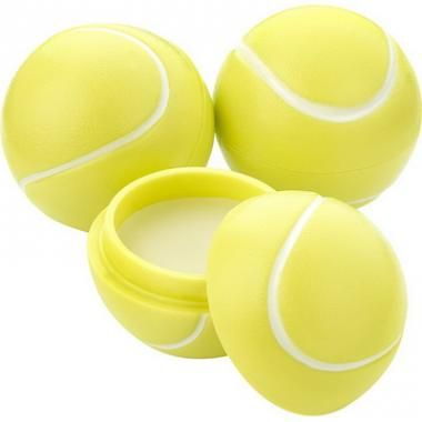 Promotional Tennis Ball Lip balms - Other Sports Ball Lip Balms Available :: Promotional Tennis Balls :: Promo-Brand Promotional Merchandise :: Promotional Branded Merchandise Promotional Products l Promotional Items l Corporate Branding l Promotional Branded Merchandise Promotional Branded Products London
