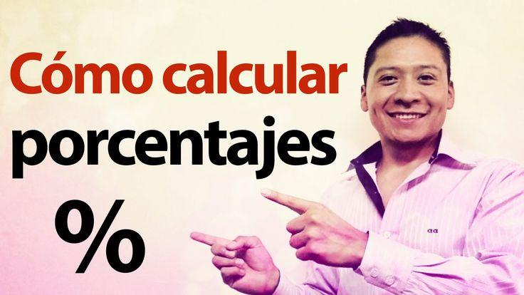 Cómo calcular porcentaje sin calculadora