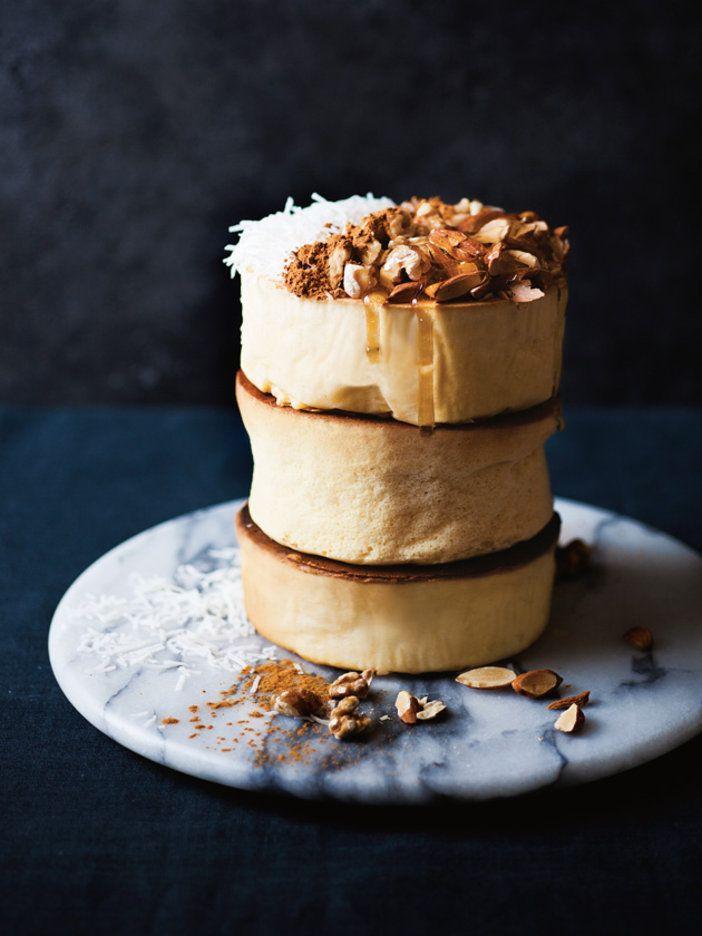 ふんわり軽い口当たりにスパイスとナッツであと引く味わい。|『ELLE a table』はおしゃれで簡単なレシピが満載!