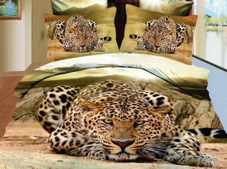 Best 25+ Leopard Print Bedding Ideas On Pinterest