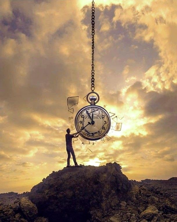 Pin By Zzeneiiss On Landscape Picture Clock Key Photo Surreal Photos