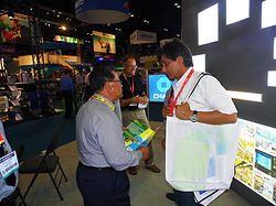 OS1 participa da ISA International Sign Expo nos Estados Unidos  Nela são apresentados as principais novidades e tendências de tecnologia mundial em comunicação visual nos quesitos de hardware, software, máquinas e equipamentos. Investimento em maquinários, melhoria de processos e produtos inovadores, Parcerias e know-how internacional