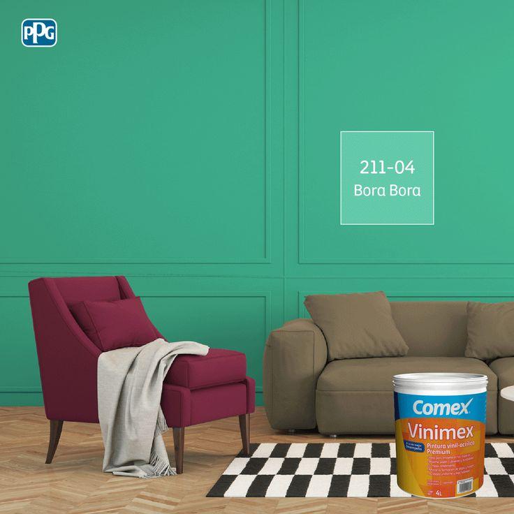 ¡Espacios que inspiran!  Acércate a nuestras tiendas, solicita las cartas de ColorLife® 2.0 y descubre como los colores pueden cambiar tus espacios.   #ProductosComex #Comex #ComexLATAM #Colorful #Ideas #Colores #Changes #Espacios #Inspiración #Stores #Colorful #Tiendas #Deco #Colors #Cambios #Trend #Home #Inspiration