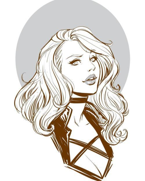 Imagem de Black Canary, dc comics, and dinah laurel lance - Visit to grab an amazing super hero shirt now on sale!
