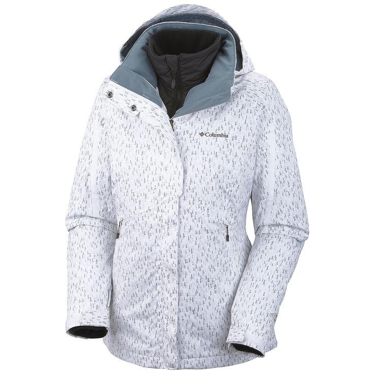 Columbia Sportswear Bugaboo Interchange Jacket - 3-in-1 (For Women)