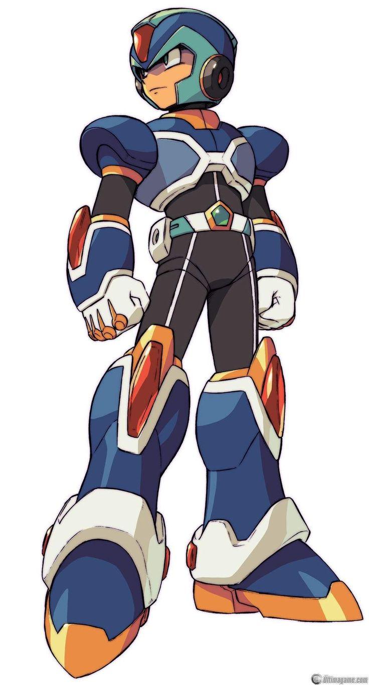 Megaman X Command Mission- Megaman X
