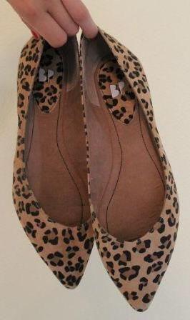 Leopard #flats  Get 5% cash back: http://www.studentrate.com/lakeforest/get-lakeforest-student-deals/Nordstrom-Student-Discounts--/0