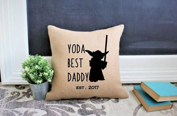 Check out this item in my Etsy shop https://www.etsy.com/ca/listing/576555631/yoda-best-dad-star-wars-gift-for-dad