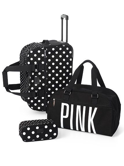 24 best CUTE LUGGAGE SETS....... images on Pinterest | Pink ...