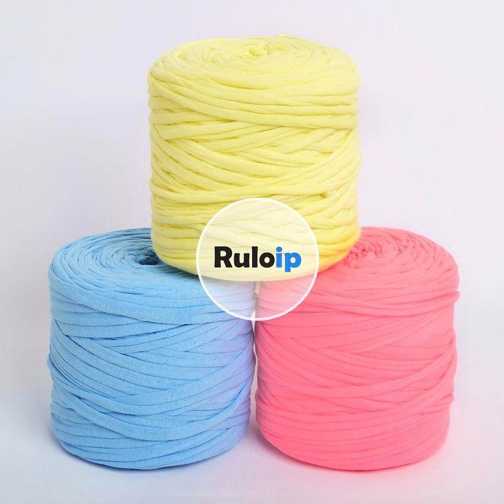Açık sarı, açık mavi ve neon pembe 3'lü set. Kargo dahil 34 TL  Ürünlerimiz 500-700gr arasındadır.  #yarn #penyeip #penye #penyeiplik #ribbon #ribbonip #hobi #elişi #tshirtyarn #tigisi #crochet #handmade #kilim #halı #sepet #penyesepet #puset #örgüpuset #bebekpuseti #penyeörgü #penyepaspas #paspas #hediyelik #knitting #ceyizlik #ruloip #elemegi #elemeği #dekorasyon #supla http://turkrazzi.com/ipost/1515877031598170362/?code=BUJeiD3lSD6