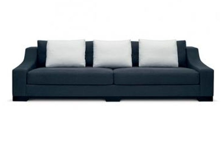 Vauban Sofa By Christian Liaigre  Contemporary, Upholstery  Fabric, Sofas  Sectional by Thomas Lavin