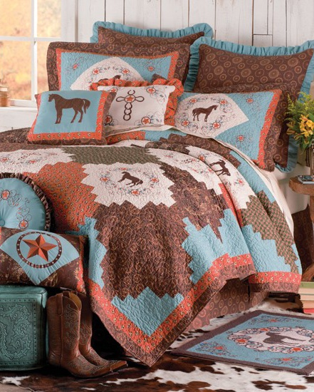 59 best images about western bedrooms on pinterest for Country western bedroom ideas