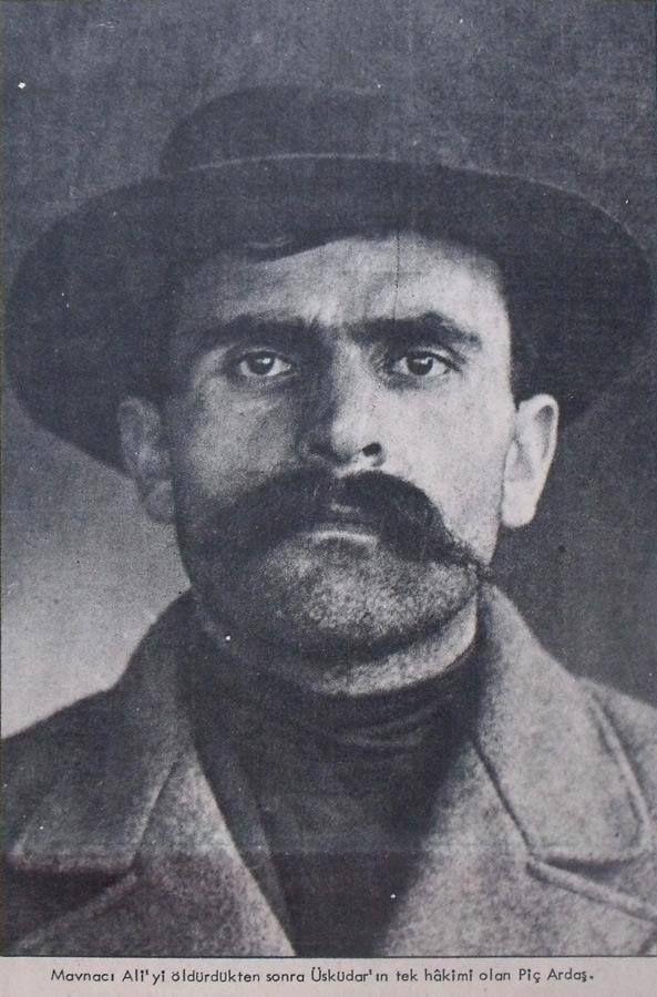 İstanbulun baş belaları: Piç Ardaş - 1886  :))
