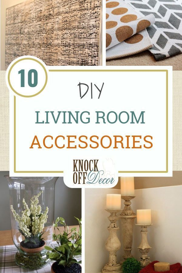 10 Decorative Accessories For A Living Room That Add Character Knockoffdecor Com Living Room Accessories Diy Home Decor Easy Diy Home Decor Decorative accessories for living room