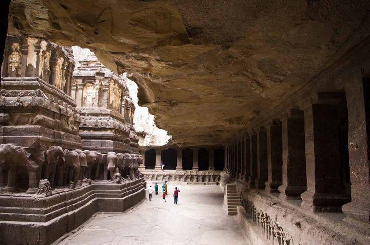 Kailasa Temple,India