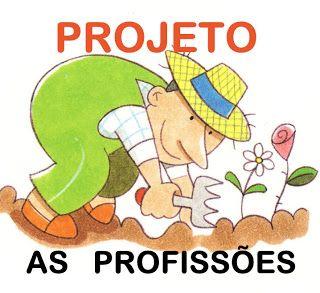 PETI Itumbiara: Projeto Dia do Trabalho - As Profissões