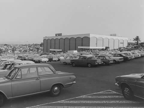 Doncaster Shopping Town, 1970