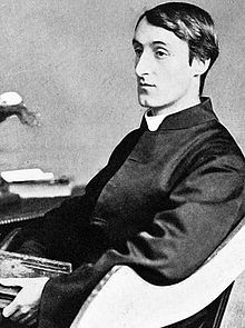 Father Gerard Manley Hopkins - (1844 - 1889) a Jesuit Priest and one of the leading Victorian Poets.