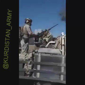 """US troops fight alongside ISIS using Toyota trucks, Israeli tanks in #Syria  #AlRai #ThingsToBeAshamedOf @mfa_russia https://t.co/RYMWZ4yZO4"""