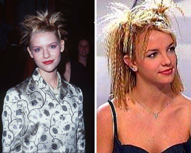 90s Short Hairstyles: 47 Best 90'er Part Images On Pinterest