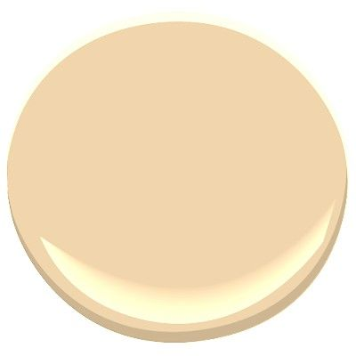 Oklahoma Wheat... I used to have my hallway painted this color in my other house but it was more of a bright yellow. LOVE this color. And, of course, the name.
