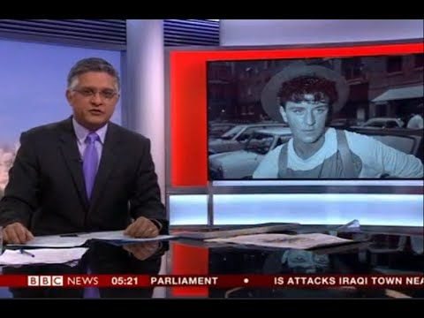 BBC News remembers Steve Strange