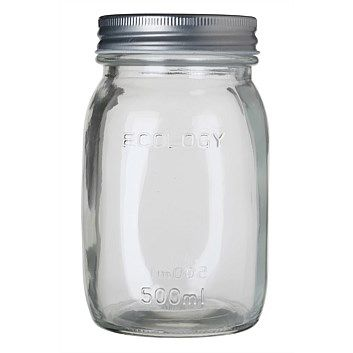 Briscoes - Ecology Conserve Preserving Jar 500ml
