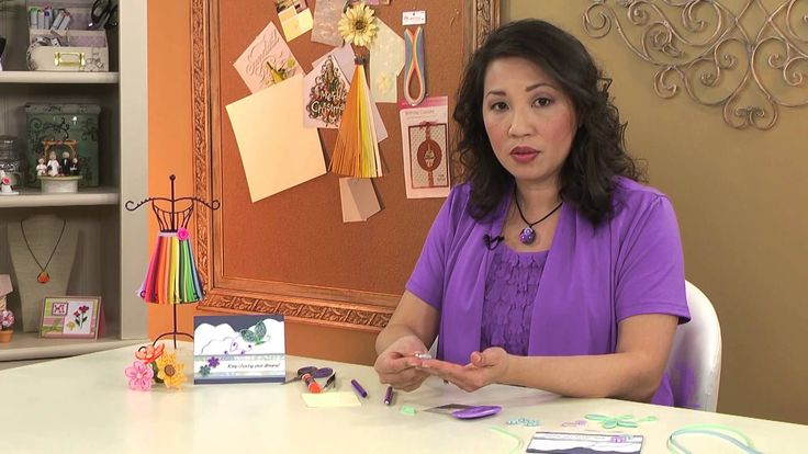 Free Preview Video for Quilling Made Easy with Alli Bartkowski -- An Annie's Online Class. Order here: http://www.anniescatalog.com/onlineclasses/detail.html?code=PDV01