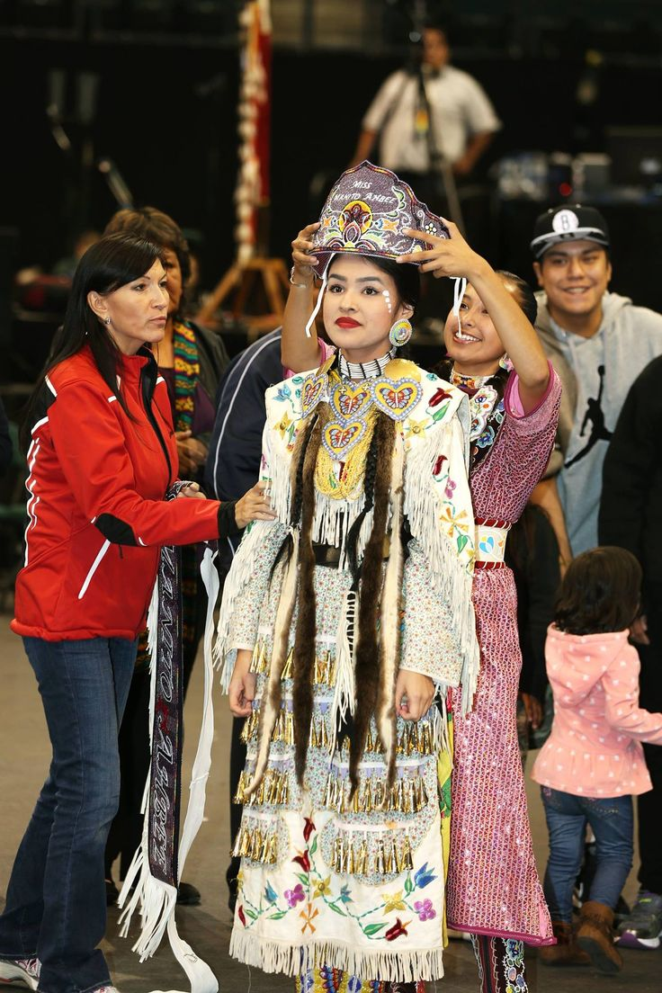 Jingle dress dancer (princess) Tia Wood