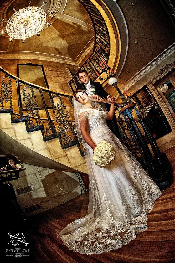 Turkish wedding photographer | London Wedding Photographers | Wedding photography by Peter Lane - fashion shot of bride and groom #weddingdress #brideandgroom #luxurywedding #weddingideas #weddingfashion #turkishwedding #turkishbrides #ukbrides #londonbrides #weddingUK #destinationweddings #topweddingphotographerUK #thebestweddingphotographerlondon #luxuryweddingphotography