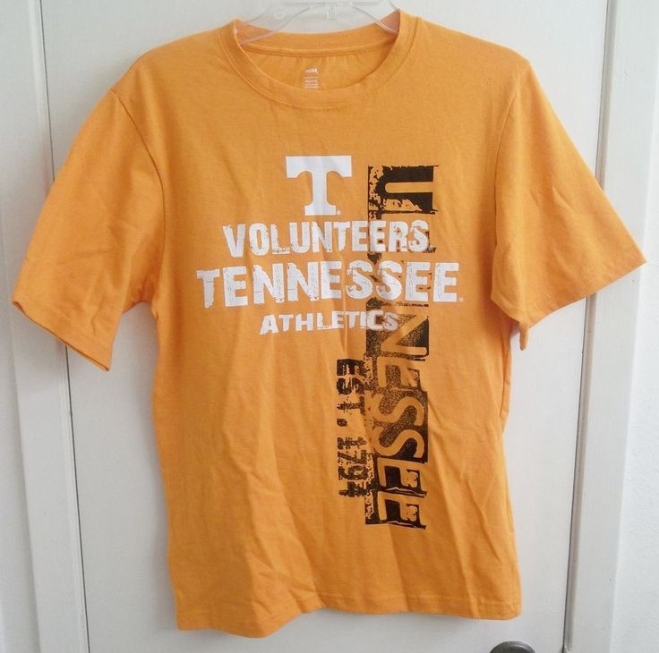 Tennessee Volunteers Athletics T-Shirt Youth XL X-Large (14/16) #TennesseeVolunteers