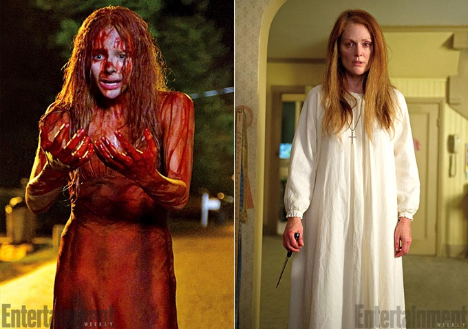 The Horror! 'Carrie' Remake Moved To Fall 2013
