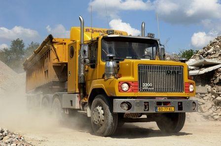 DAF 3300 in Africa