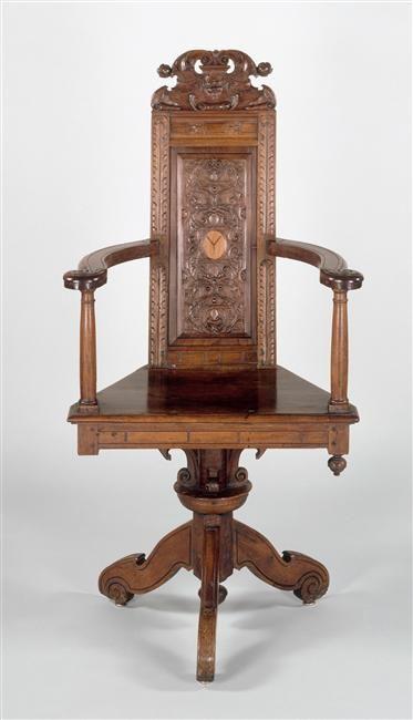 Caquetoire Chair 16 Century At Ecouen Mus 233 E National De