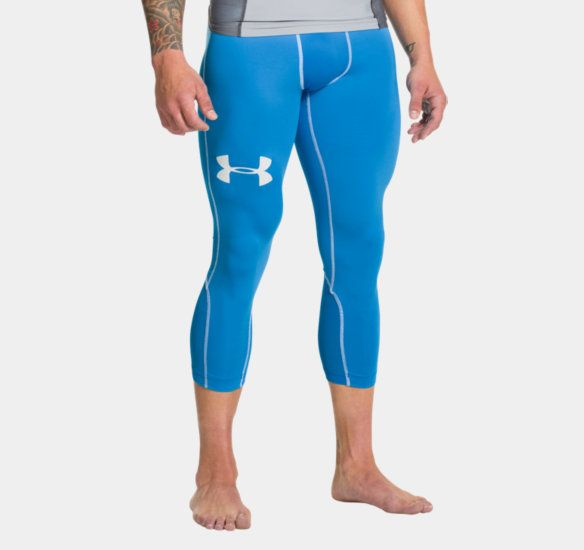 Men's UA Combine® Training Compression ¾ Leggings | 1251857 | Under Armour  US | Large