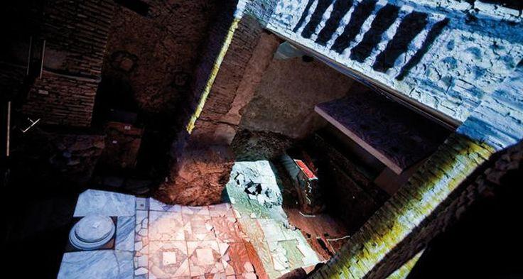 Le Domus Romane di Palazzo Valentini | The Remains
