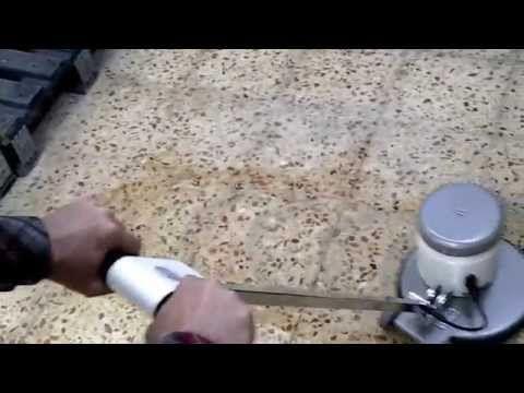 Como pulir cristalizar y abrillantar el suelo de tu vivienda obra suelos pula y pulidora - Pulir el suelo ...