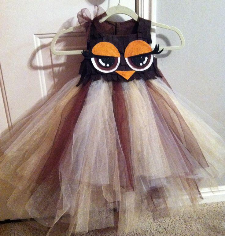 Toddler girl owl costume! & 113 best Fastnacht images on Pinterest   Carnivals Costumes kids ...