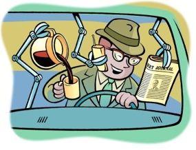 Ανέκδοτο - Γυναίκες οδηγοί, σου λέει μετά!