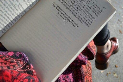 #Autumn #relax #sun #oxfordshoes #niceday